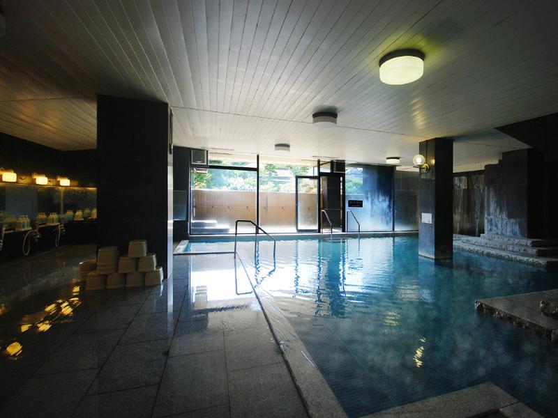 美肌の湯嬉野温泉和田屋別荘大浴場