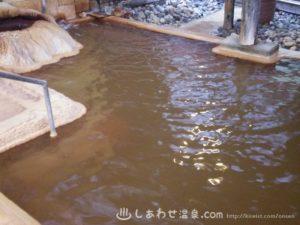 熊本県弓ヶ浜温泉湯楽亭赤湯