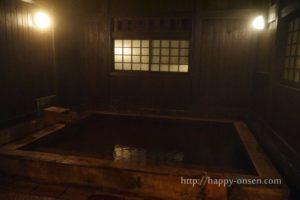 黒川温泉旅館山河大浴場薬師の湯