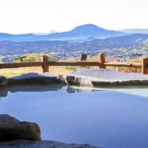 お湯も眺望も最高!霧島温泉郷で温泉好きに選ばれる旅行人山荘