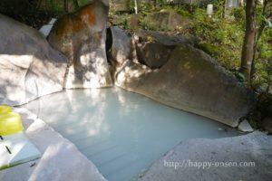 湯之谷温泉湯之谷山荘貸切露天風呂