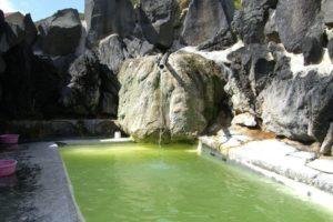 オススメの硫黄泉国見温泉石塚旅館