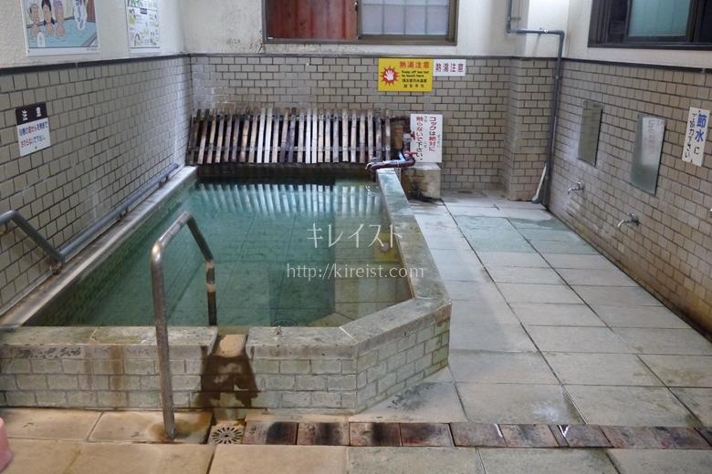 メタケイ酸含有量が多いオススメ日帰り温泉ランキング鉄輪温泉渋の湯