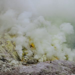 日本の総硫黄が多い硫黄泉ランキング