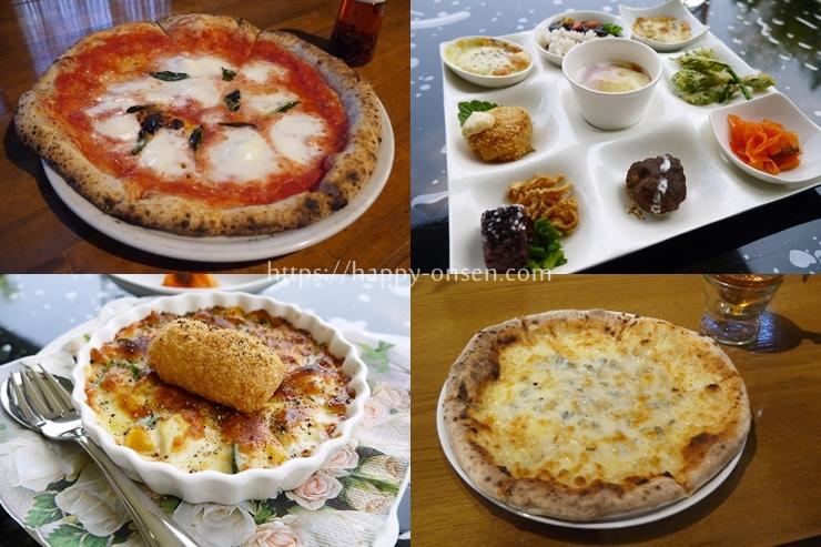 菊池温泉ピザなどオススメの人気カフェランチランキング